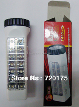 2015 New arrival Led rechargeable Flashlight  White 14+5 LED  for Camping,working,fishing,hiking