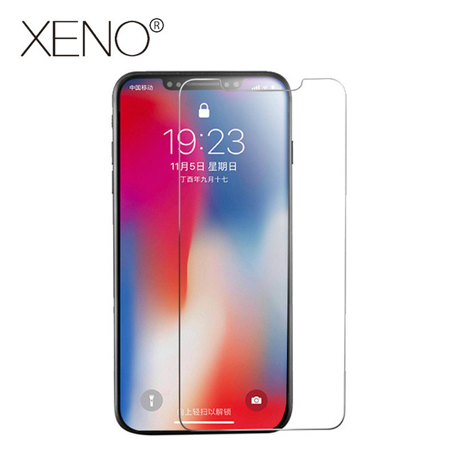Protective tempered glass for iphone x 6s 7 8 plus XR Protective Glass Film on iphone x screen protector for iphone xs max glass