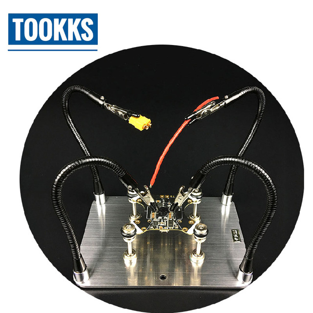Magnetic Circuit Board Holder PCB Soldering Assembly Stand Clamp Jig Mobile Phone Motherboard  Main board Repair Fixture