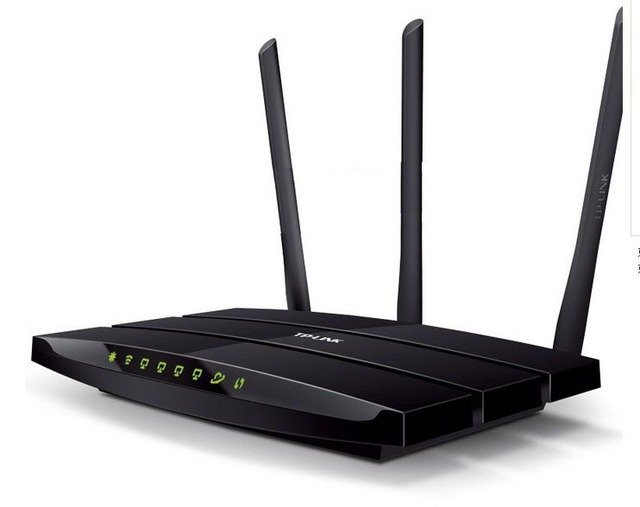 [Chinese firmware] TP-LINK TL-WR2041N Wireless 450Mbps Router, Gigabit, 3 Detachable Antenna, free shipping