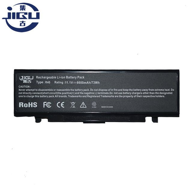 JIGU Laptop Battery AA-PB2NC6B AA-PB2NC6B/E AA-PB4NC6B AA-PB4NC6B/E AA-PL2NC9B/E For Samsung  M60 Aura T5450 T7500 NP-P50 NP-P60