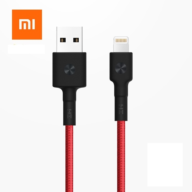 Original Xiaomi ZMI MFI Certified For iPhone Lightning to USB Cable Charger Data Cord for iPhone X 8 7 6 Plus Magnetic Charging