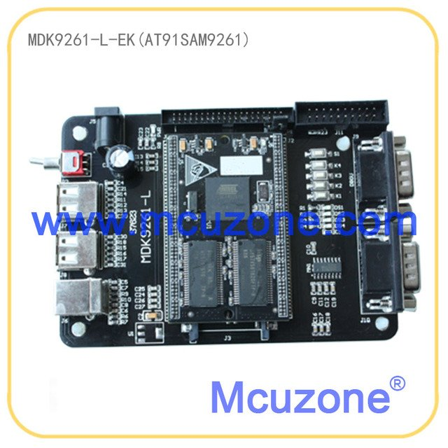 MDK9261-L  ATMEL AT91SAM9261 ARM9  Board
