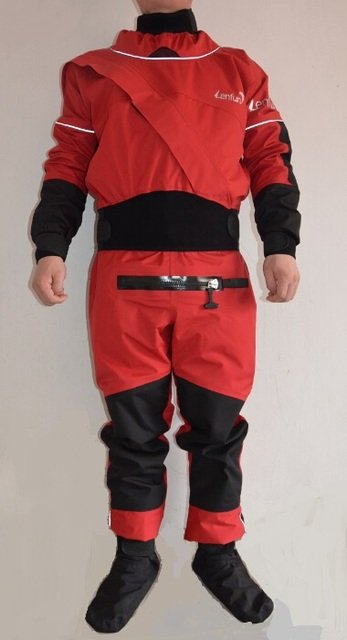 customised dry suit for whitewater,kayak,sailing,fishing,latex neck and wrist gasket integrated socks