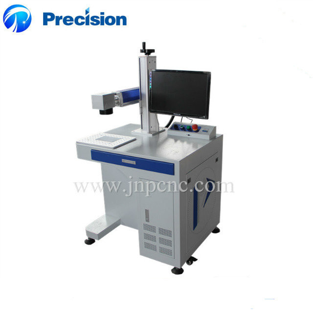 China factory , cnc fiber laser marking machine for metal and nonmetal marking