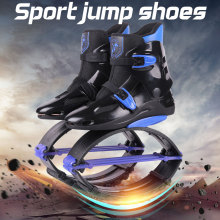Adult Sneakers Jumping Boots Kangaroo Shoes Breathable Bounce Sport Sizes 19//20