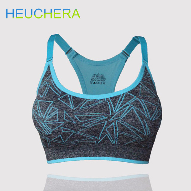 2017 NEW Women Push Up Sexy Bra Volleyball Sportswear Jerseys Running Sports Shirts for Volleyball Fitness Patchwork Tops Vest