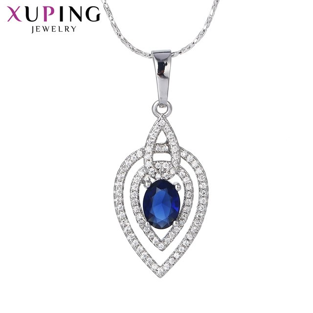 Xuping Fashio Elegant Pendant Charm Design Jewelry for Women Mother's Day Gift M35-30083