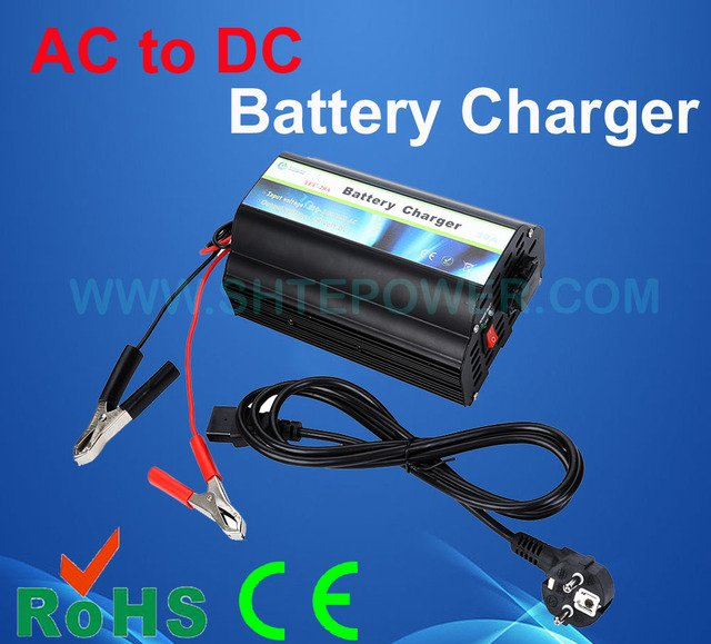 Power Supplies 12V/30A AC/DC POWER Battery charger