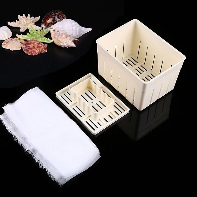 Tofu Frame Tofu Mold with Separator Kitchen Kitchen Accessories Tool Kitchen & Dining DIY Kitchen & Home Pres Cheese Home Made