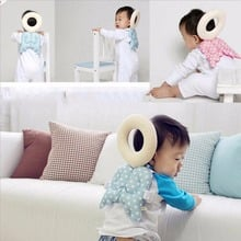 Hot Sale New Baby Head protection pad Toddler headrest pillow baby neck Cute wings nursing drop resistance cushion baby protect