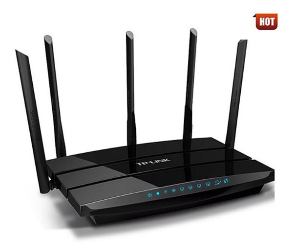 [Chinese firmware] TP-LINK N750 Dual Band WIFI Router TL-WDR4320, Gigabit 2.4GHz 300Mbps+5Ghz 450Mbps 2 USB ports, free shipping