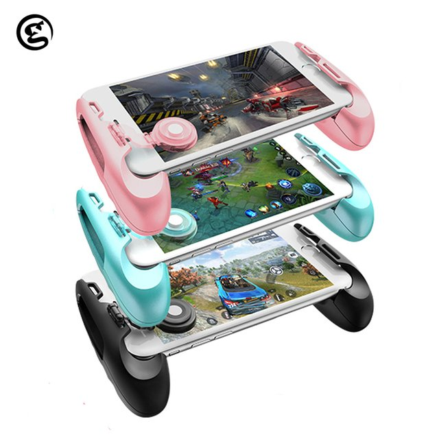 GameSir F1 MOBA Joystick Grip for Android & iPhone (Mobile Legends, Vainglory, etc) Gamepad Grip Extended Handle
