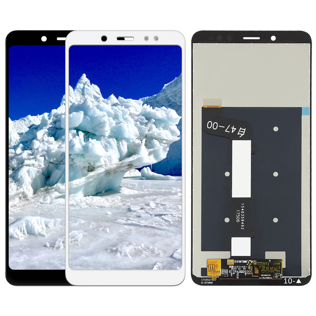 For Xiaomi Redmi Note 5 Pro 5.99 Inch Screen LCD Display Digitizer Touch Screens Repair Parts