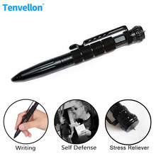 Tactical Pen Self Defense Supplies Multi-Function Safety Security Personal Outdoor Survival Protection Tool Decompression Pen