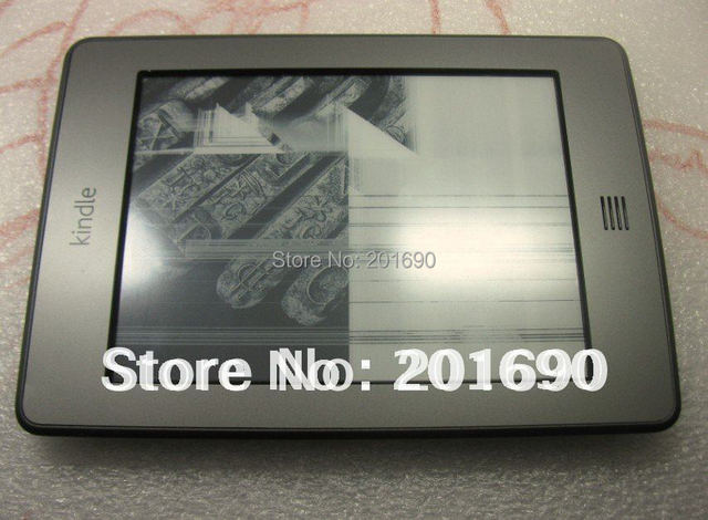 "Kindle Touch 6"" E Ink Display  Kindle Touch ED060SCG(LF)TI"