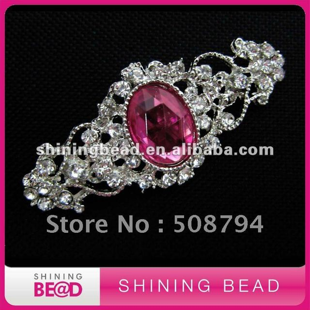 fashion design rhinestone brooch for wedding decoration,free shipping,hot sale elegant jewelry brooch for dress decoration