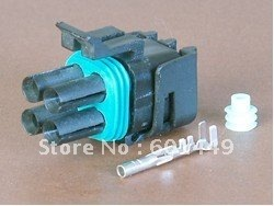 wire connector female cable connector male terminal Terminals 4-pin connector Electrical Equipment & SupplDJ3041-2.5-21/12015798
