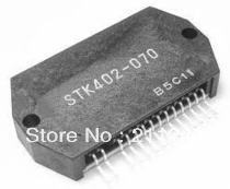 STK402-070 Two-Channel Class AB Audio Power Amplifier IC