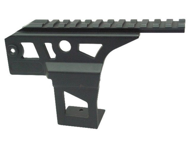 Metal Sight Scope Mount Rail for AEG Airsoft AK Series