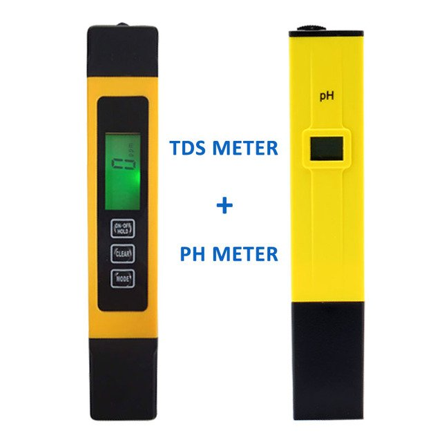 Digital TDS Tester Aquarium Pool SPA Digital TDS3 Meter Water Quality Tester with free shipping