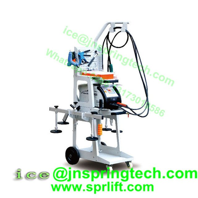 Multifunctional aluminum body welder machine for auto body repairing with good quality and price