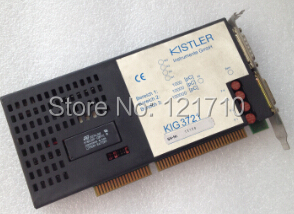 Industrial equipment board KISTLER Instrumente GmbH KIG3721 MODULE W/15PIN FEMALE & 10PIN MALE CONNECTOR