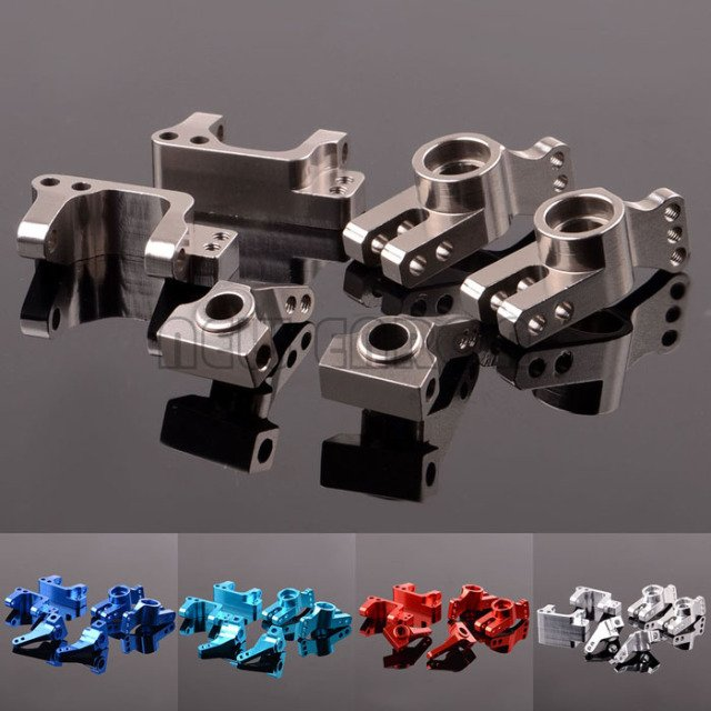 SET Swing arm Hub Carrier For Wltoys RC L969 L979 L202 L212 L222 K959 L959
