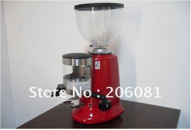 Professional coffee grinder,commercial coffee grinder with high quality  1years warranty and long life servies All aluminum body