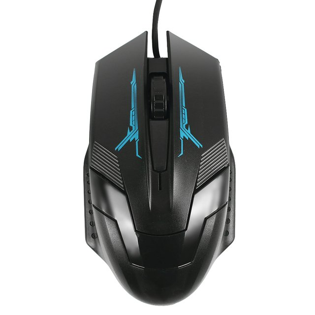 Premium Gaming Mouse Working 3 Keys USB Wired Mouse Internet Cafe Portable Optical Mice PC