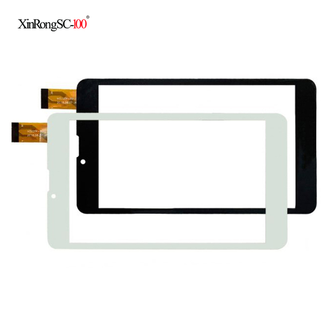 """New For 7"""" Dexp Ursus KX370/GINZZU GT-7105 Tablet touch screen Touch panel Digitizer Glass Sensor Replacement Free Shipping"""