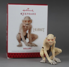 [Funny] Lord of the Rings toy Gollum action figure Hang furnishing articles The Hobbit Keepsake hallmark doll model Key chain