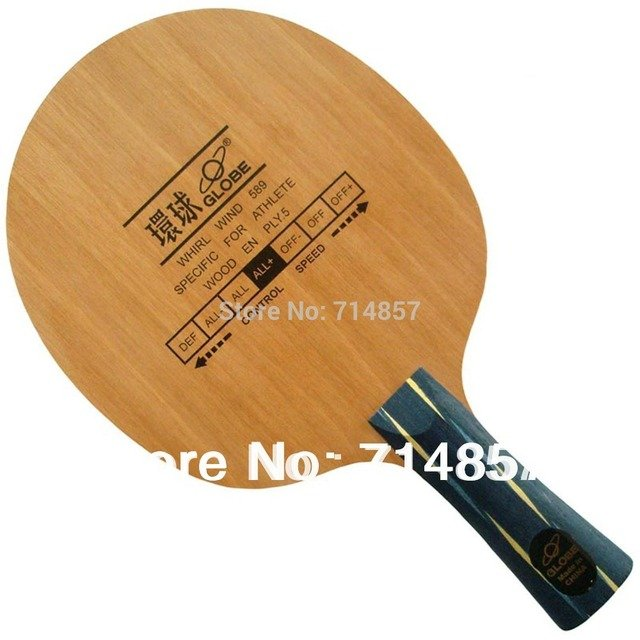 Globe Whirl Wind 589 table tennis / pingpong blade