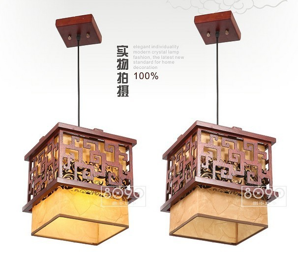 FREE SHIPPING EMS pendant light faux solid wood pendant light aisle lights pendant balcony pendant light ZS37