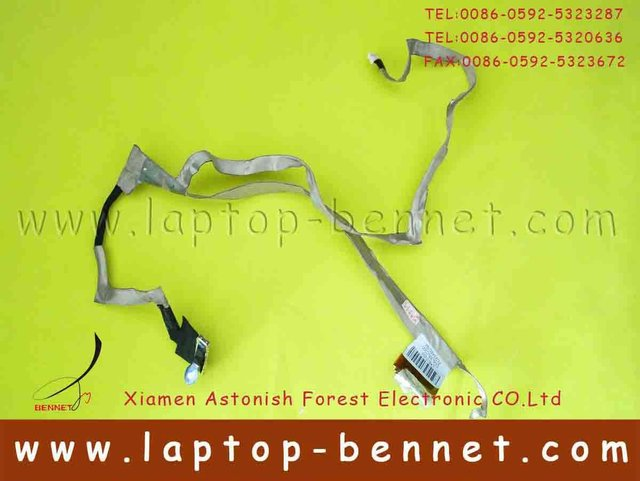 """For HP DV6 15.6"""" LCD VIDEO FLEX CABLE DD0LX6LC000 LX6LC000"""