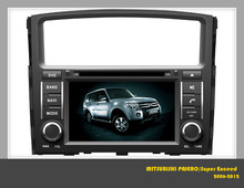 car dvd for Mitsubishi pajero special DVD player, with GPS system 7 inch touch screen  more country language