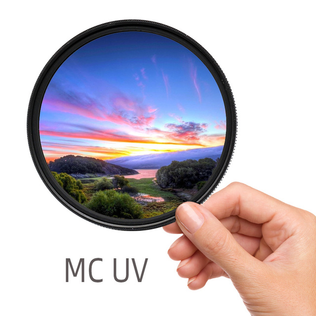 67mm Multi-Coated HD MC UV Protection Camera Lens Filter for Canon 70D 80D 760D 18-135mm Nikon Sony Ultra Violet Glass Filter