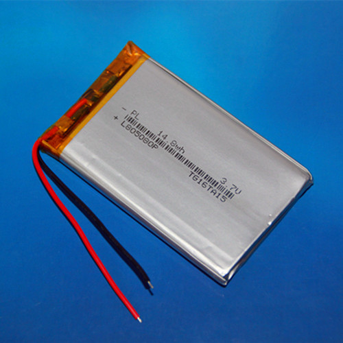3.7V polymer lithium battery 805080 mobile power charging treasure built-in core large capacity 4000mAh Rechargeable Li-ion Cell