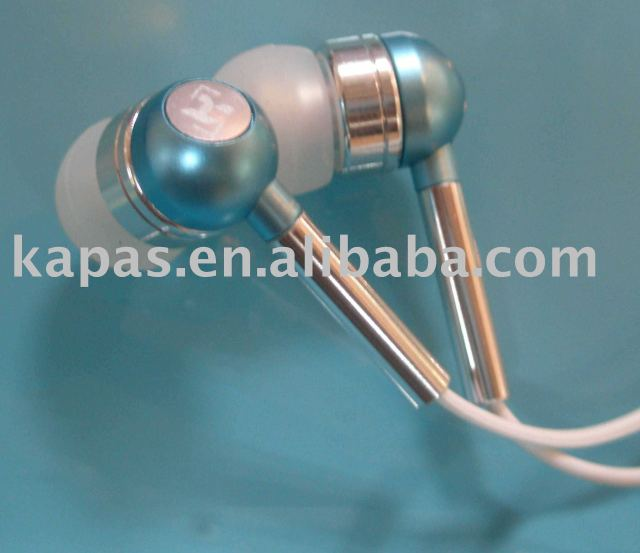metal earphone  (KP300)