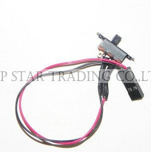 QS 8006 ON/OFF switch for biggest rc helicopter QS8006 spare parts accessories fittings