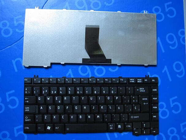 keyboard for Toshiba Satellite Pro 2100 6000 6050 6070 6100 A10 A100 A120 A30 A40 A50-A  SPANISH/JAPANESE/SWISS/GERMAN/UK/KOREAN