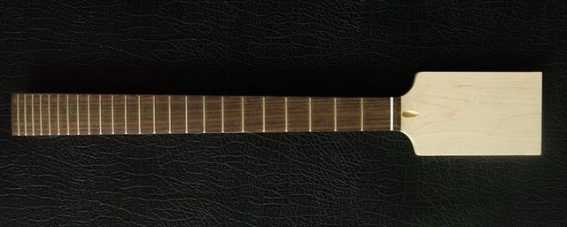 New High Quality Unfinished electric guitar neck  10#