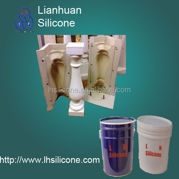 Rtv2 molding silicone rubber for artificial rock molds making