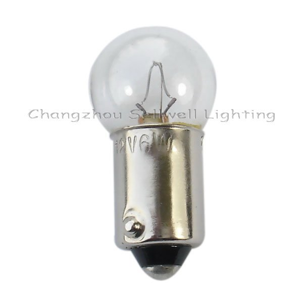 2020 Special Offer Real Professional Ce Edison Lamp Edison Miniature Lamp Bulbs Lighting Ba9s T14x27 6w 10pcs A115