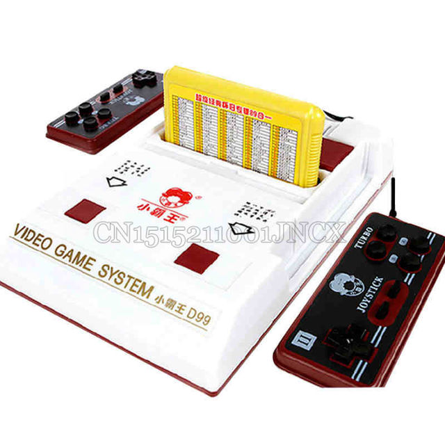 SUBOR D99 Video Game Console for fc nes 8 bit Classic Double use Nostalgia 100+340+400 in 1 games,Free shipping