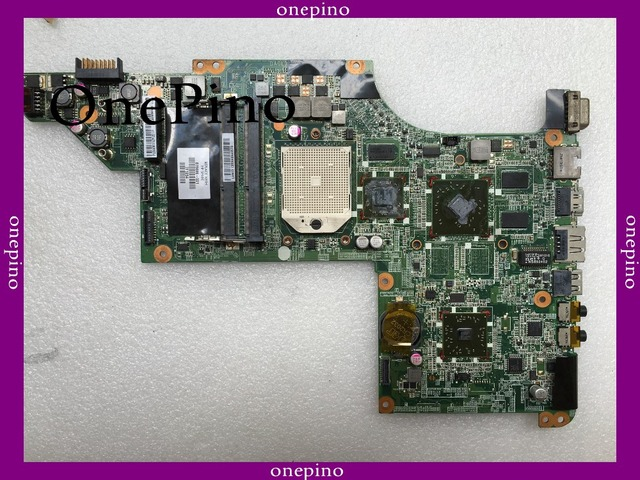 DA0LX8MB6D0 For HP laptop mainboard 615686-001 DV7-4000 DV7t laptop motherboard,100% Tested 60 days warranty