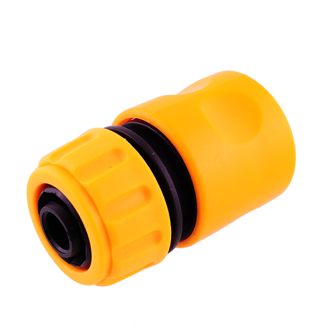 New Hot Water Hose Tube Connector Tubing Fittings Garden Wash Coupler