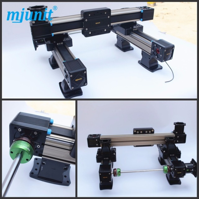 Mjunit MJ60 High Quality Guide Rail Heavy-load High Stiffness Linear Guide Systems For Laser Cutting