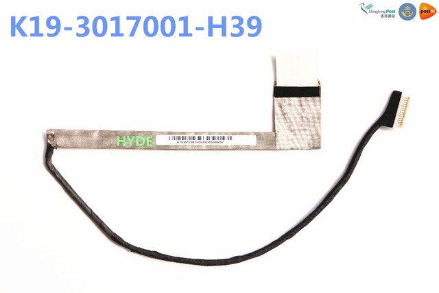 NEW MSI 1452 K19-3017001-H39 LVDS CABLE FOR MSI CX420 CR400 EX460 LCD LVDS CABLE