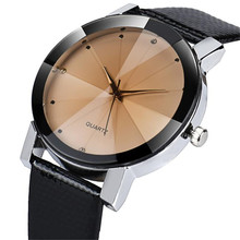 Luxury Quartz Sport Military Stainless Steel Dial Leather Band Wristwatches Wrist Watch Wrist Watches For Women Ladies Watch